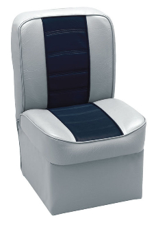 Wise Deluxe Jump Seat (Grey/Navy)