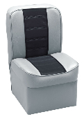 Wise Deluxe Jump Seat (Grey/Charcoal)