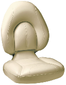Attwood Centric Fully Upholstered Seat (Tan/Tan)