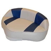 Wise Casting Deck Pro Seat Grey/Navy
