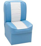 Wise Deluxe Jump Seat (Light Blue/White)