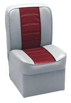 Wise Deluxe Jump Seat (Grey/Red)
