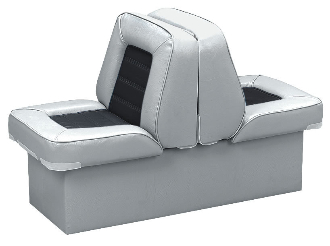 Wise Deluxe Lounge Seat (Grey/Charcoal)