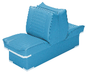 Wise Economy Lounge Seat (Light Blue)