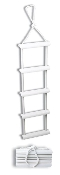 Rope Ladder, White
