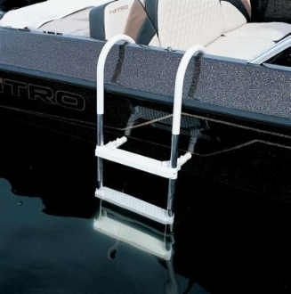 Bass Boat Ladder