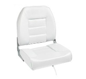 Bass Pro Shops Big Man Boat Seat (White)