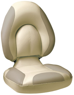 Attwood Centric Fully Upholstered Seat (Tan/Beige)