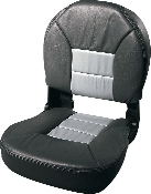 Tempress Profile Deluxe Boat Seats (Charcoal/Grey)
