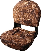 Tempress Profile Deluxe Boat Seats (Mossy Oak Breakup)